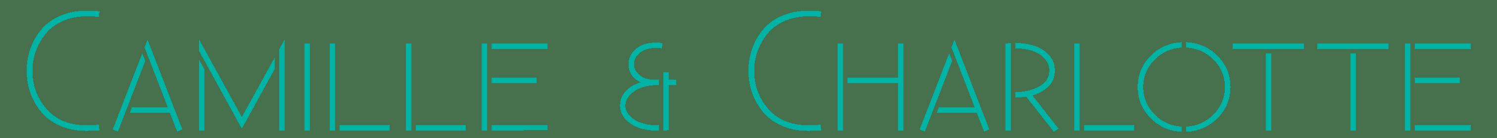 Logo camille & charlotte