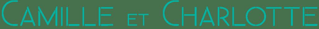 Logo camille et charlottevert